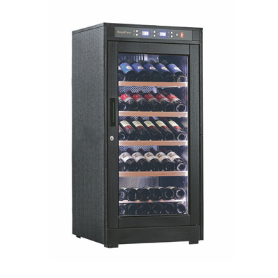 wine cooler wooden line