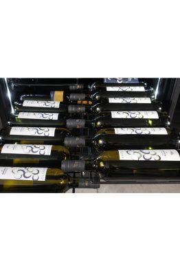 Armadio Cantina Luxury Show 280 bottiglie per incasso e libera installazione