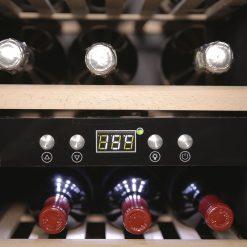 Dual Zone Wine cooler 38 bottles
