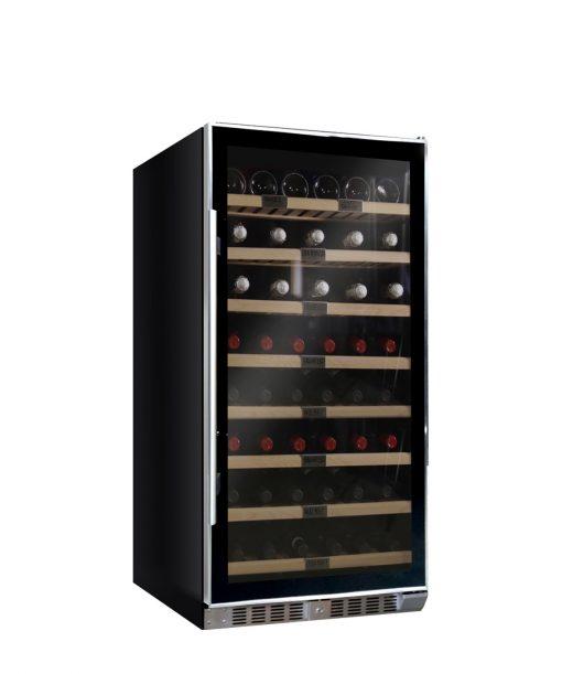 Cantinetta vino 96 bottiglie climatizzata compressore