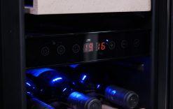 Cantinetta vino 17 bottiglie compressore