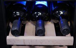 Cantinetta vino 19 bottiglie Incasso e Libera installazione