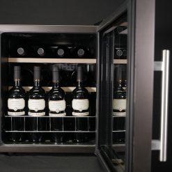 Cantinetta 15 bottiglie a libera installazione