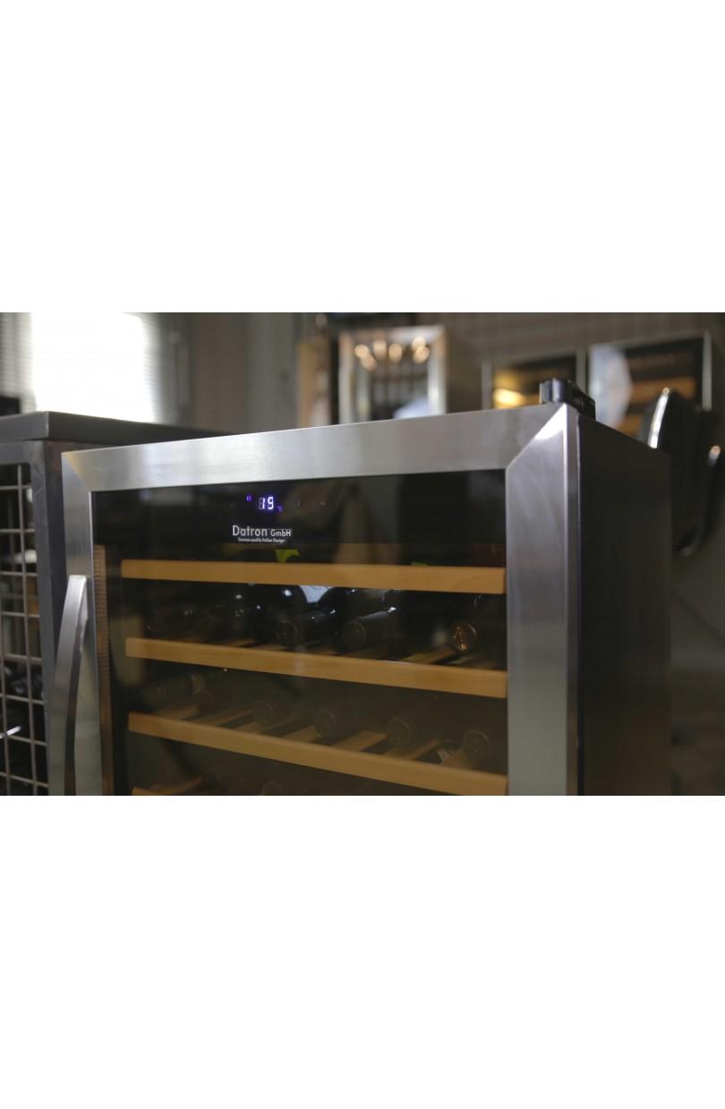 Cantinetta vino 48 bottiglie compressore Mono Temperatura Classe A istallazione libera (mis. 820x550x570 kg.35)