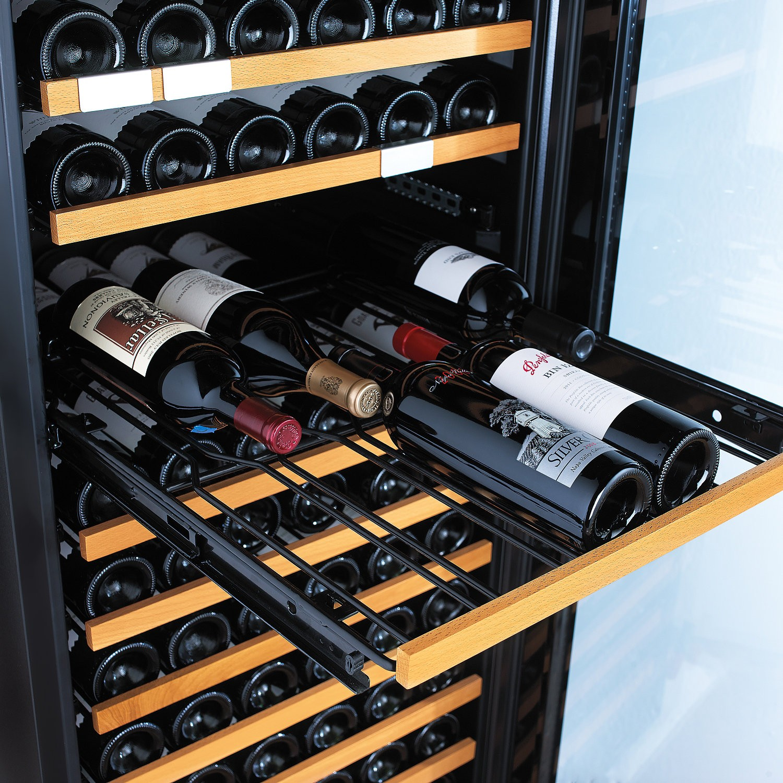 NOLEGGIO | Cantinetta vino 166 bottiglie doppia temperatura climatizzata Altamente Professionale Luxury