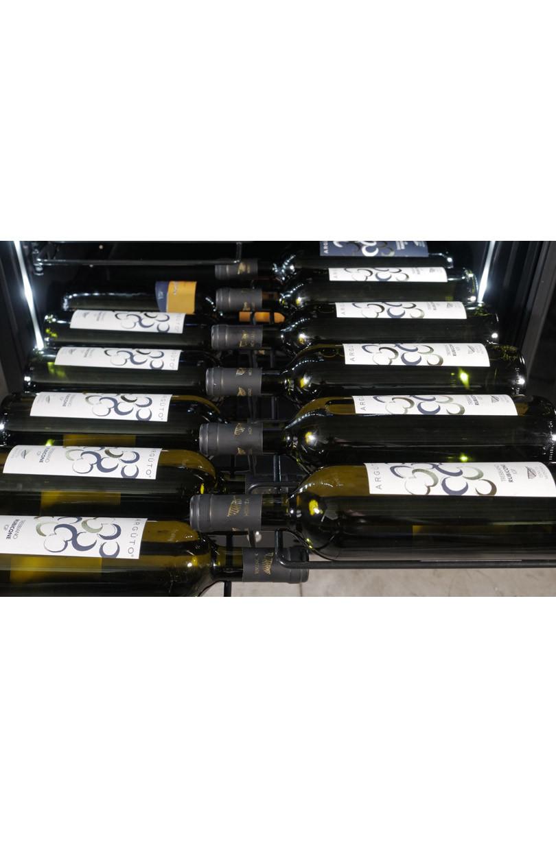 Cantinetta vino 143 bottiglie climatizzata compressore professionale (Mis.1835x655x680 kg.120)