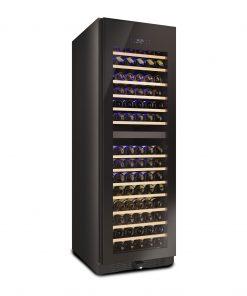Cantinetta vino 166 bottiglie climatizzata Altamente Professionale Luxury