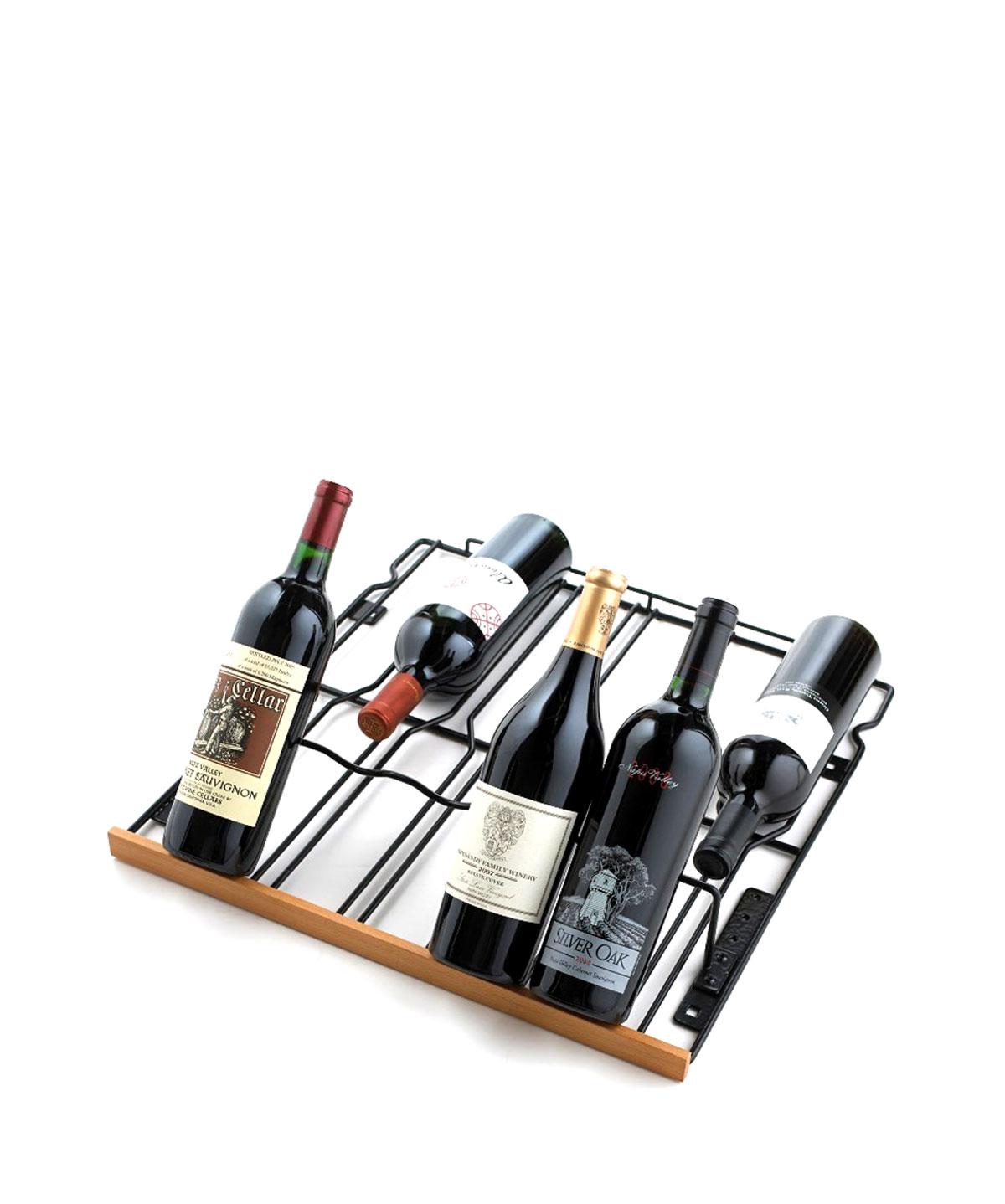Ripiano inclinato Linea Luxury Presentazione Vini
