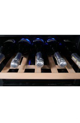 Cantinetta Vino 18 bottiglie ad incasso con compressore