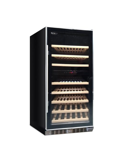 Cantinetta vino 94 bottiglie climatizzata compressore professionale