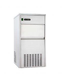 Macchina per ghiaccio granulare professionale collegamento idrico 300 kg