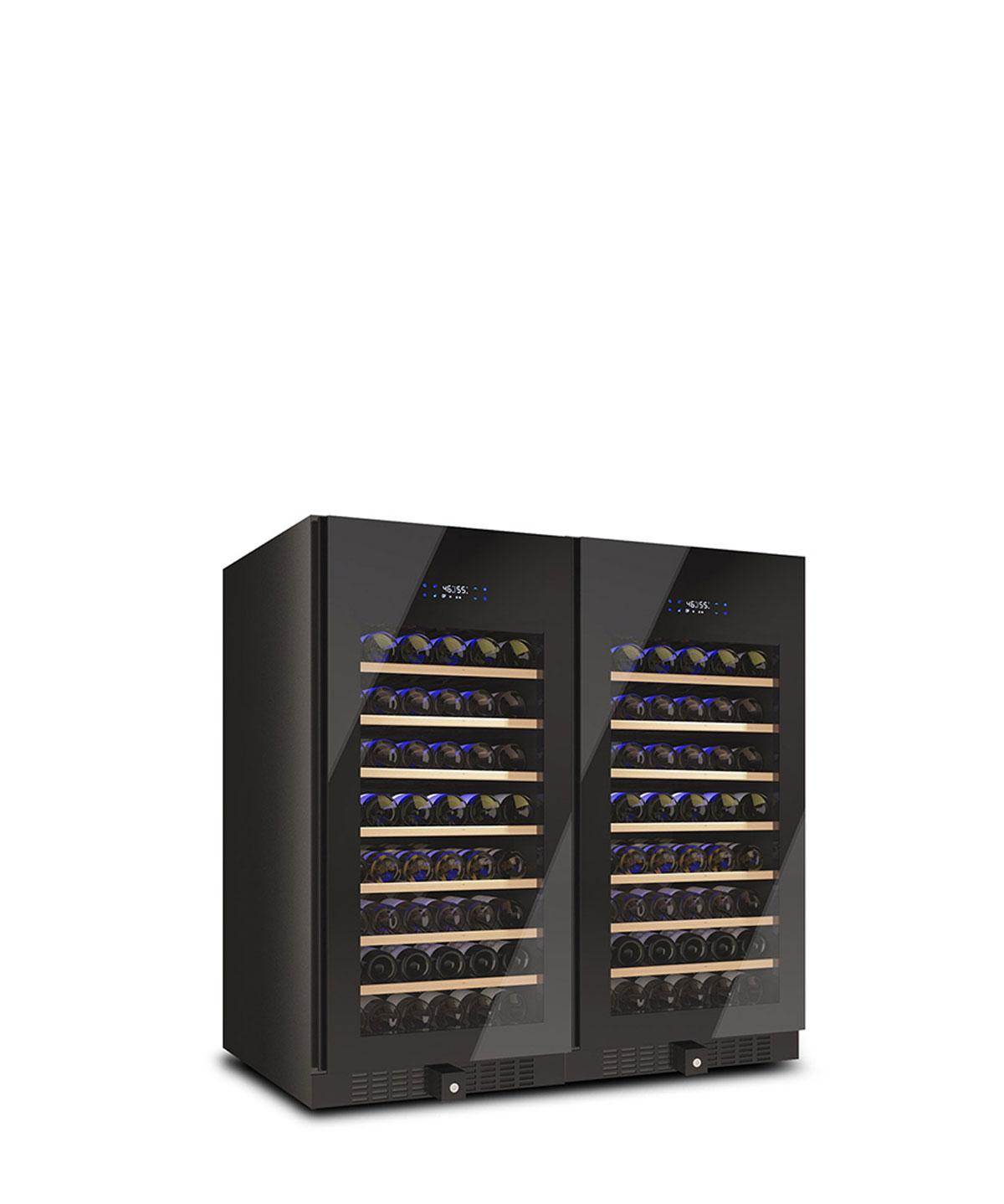 Armadio cantina linea Luxury 192 bottiglie Altamente Professionale