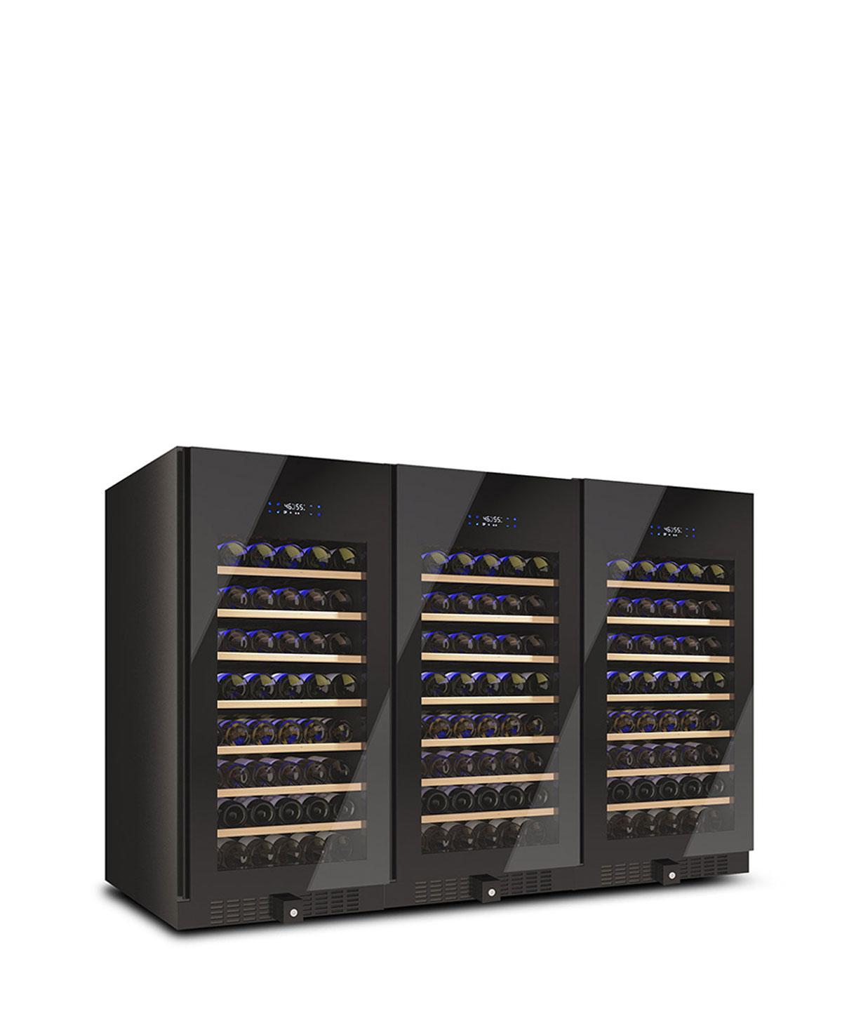 Armadio cantina linea Luxury 288 bottiglie Altamente Professionale