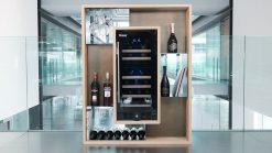mobile vino ambiente