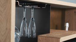 mobile vino calici