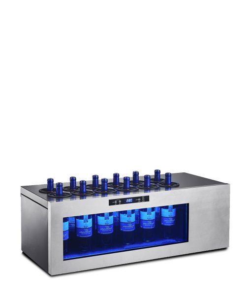 Weinkühlschrank Offenausschank 12 Flaschen