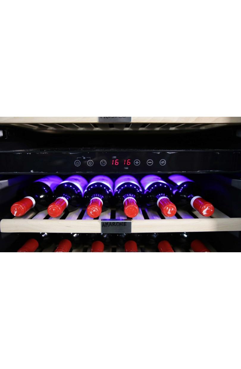 NOLEGGIO |  Cantinetta vino 96 bottiglie climatizzata compressore