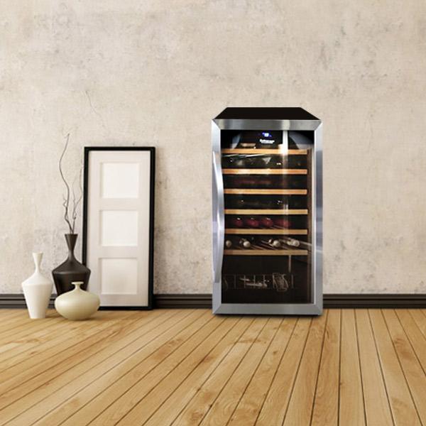 Weinkühlschrank 28 Flaschen, Kompressor