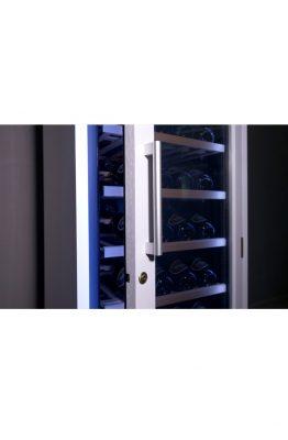 Cantinetta Vino in Legno 108 bottiglie