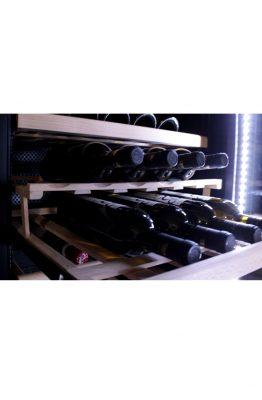 Cantinetta Vino in Legno 66 bottiglie Monotemperatura