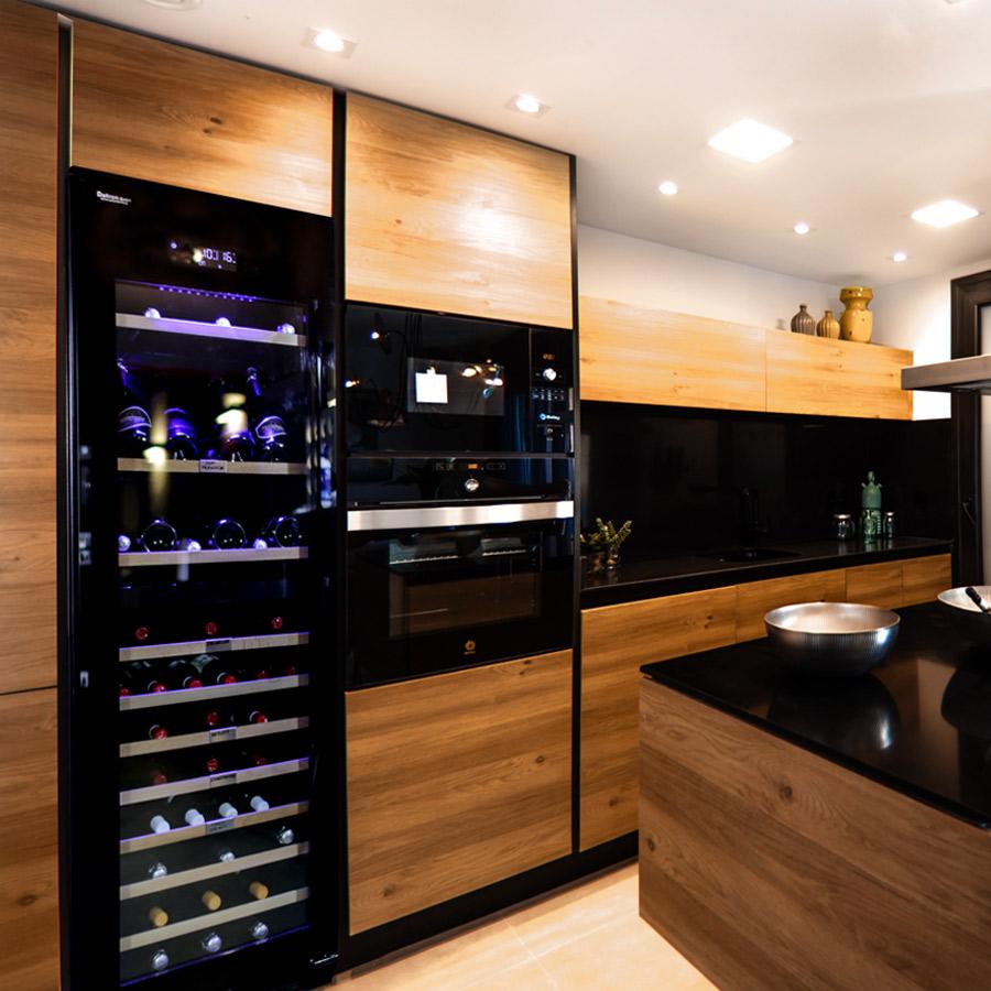 Weinkühlschrank 170 Flaschen, Luxury Produktlinie