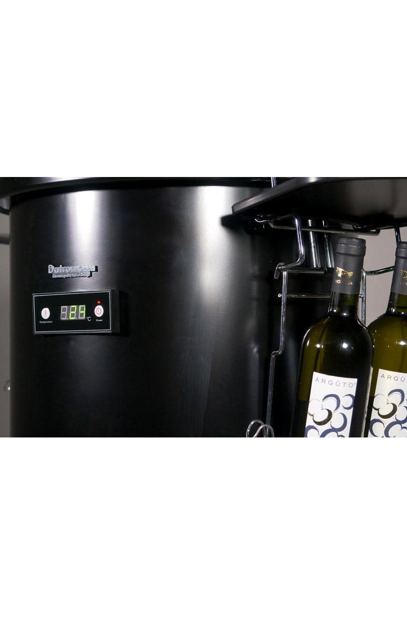 Frigo Bar per Vini Bianchi, Vini Rossi, Birre e Drink 50 L