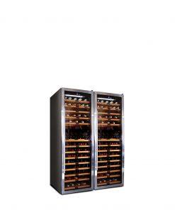 Armadio Cantina 340 bottiglie compressore professionale