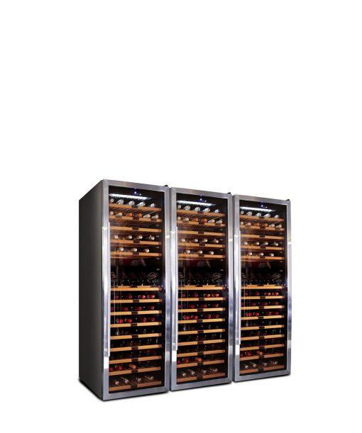 Armadio Cantina 510 bottiglie compressore professionale