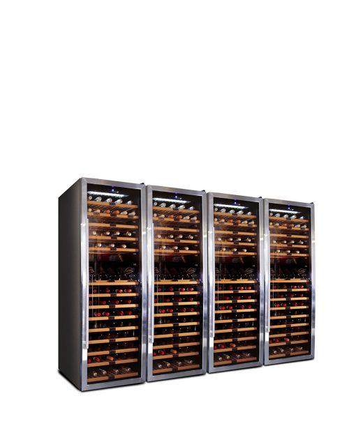 Armadio Cantina 680 bottiglie compressore professionale