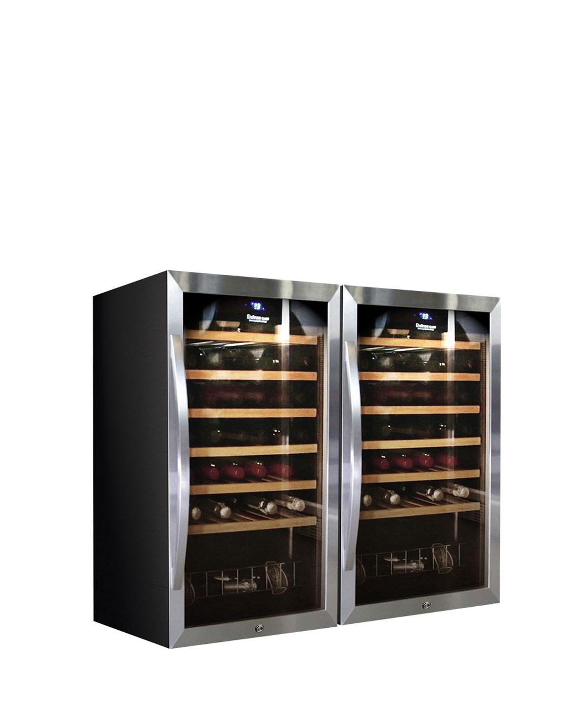 Armadio Cantina 70 bottiglie Libera Installazione
