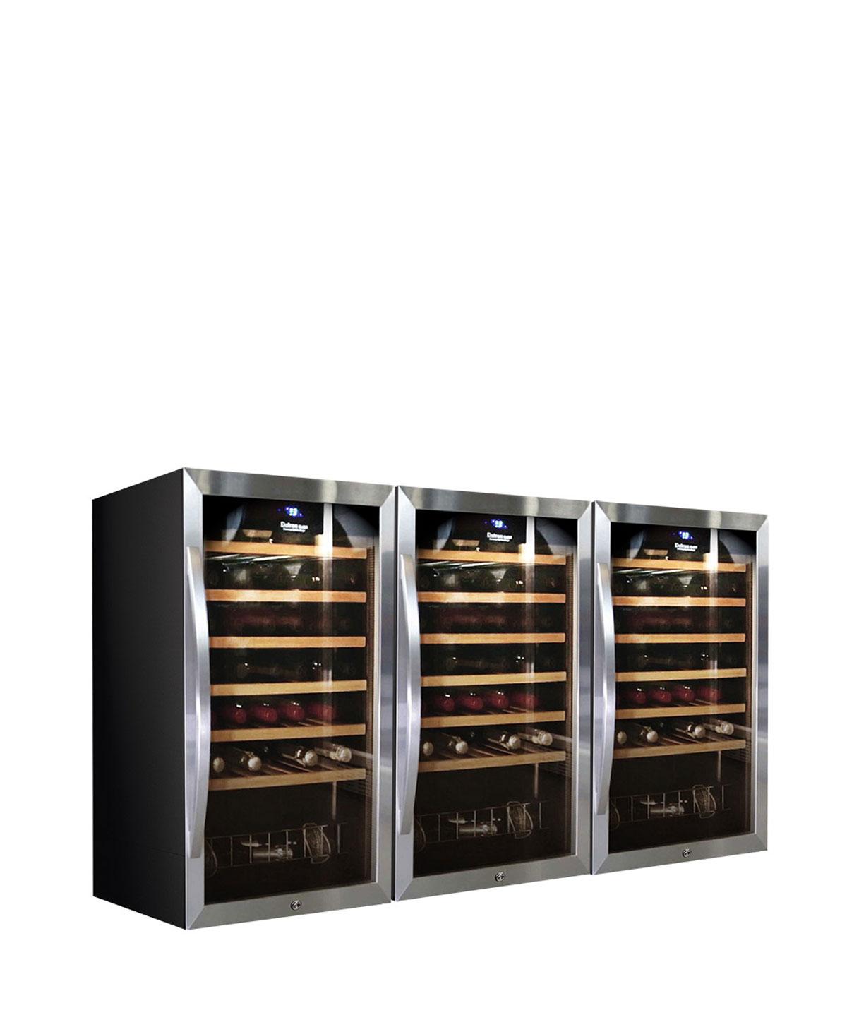 Armadio Cantina 105 bottiglie Libera Installazione
