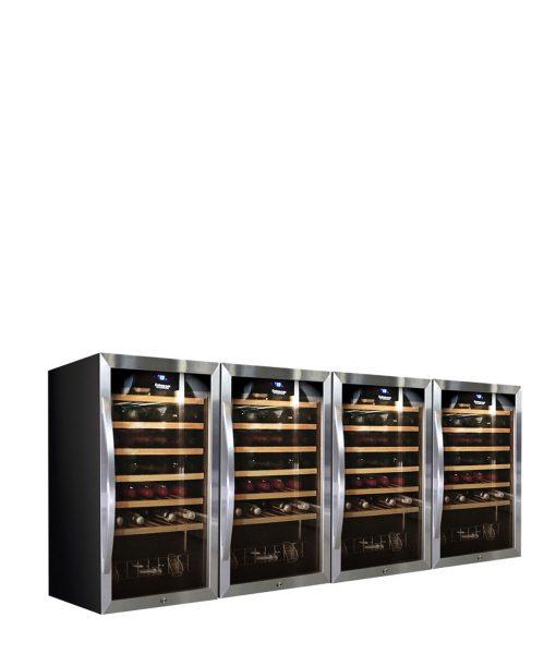 Armadio Cantina 140 bottiglie Libera Installazione