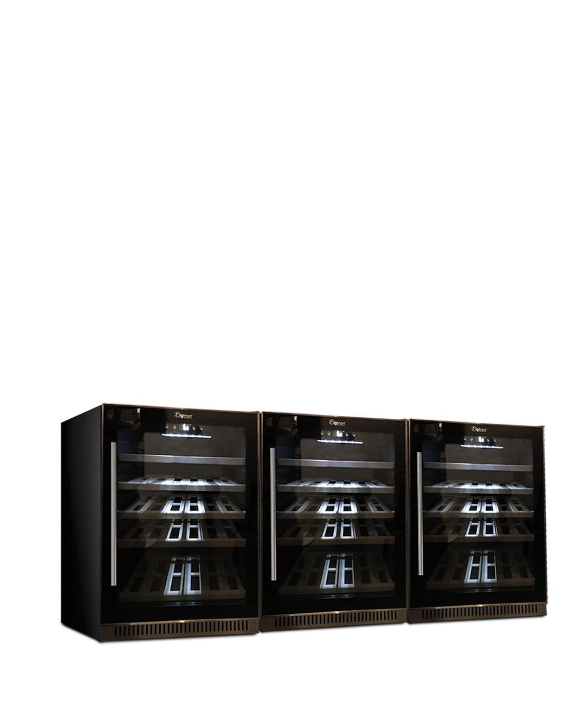 Armadio cantina 153 bottiglie compressore