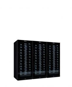 Klimatisierter Geräumiger Weinkühlschrank 429 Flaschen mit professionellem Kompressor