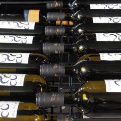Wine Fridge 143 exposed bottles