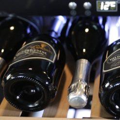 Wine Cooler 40 bottles dual temperature
